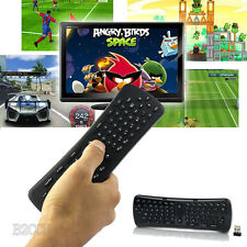 Wireless 2.4G USB Mini Fly Air Mouse Gyro Sensing Keyboard For PC Android TV Box
