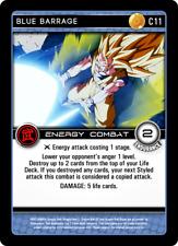 Dragon Ball Z DBZ TCG Fusion Set 13 Proxy Foil C28 Red Energy Deflection