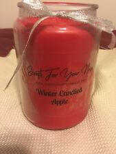 Winter Candied Apple Scented Candle 26 oz Jar