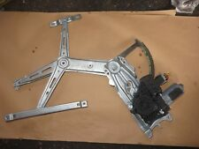 VAUXHALL ZAFIRA B  DRIVER SIDE FRONT WINDOW MOTOR REGULATOR 2005-2012