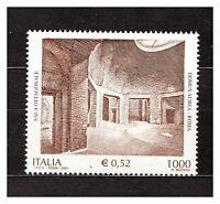 ITALIA MNH 2001 Domus Aurea 1v s32451