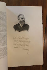 Jules Guiffrey Figures Contemporaines Mariani Biographie 1904 1/150 ex
