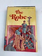 The Robe Book Club Edition Best Seller Library 1969 Vintage Hardback w Dust Jack