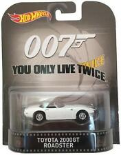 James Bond Toyota Diecast Cars