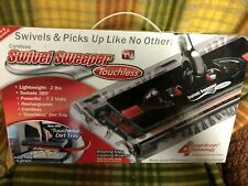 Ontel Swivel Sweeper Cordless Floor Sweeper