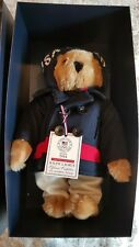 2012 Ralph Lauren Olympic Teddy Bear Limited Edition Numbered Rare Collectable