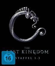 The Last Kingdom - Staffel 1 + 2 + 3 (1-3), 13 DVD Box NEU + OVP!
