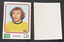 N°157 MARINHO WM74 BRESIL RECUPERATION PANINI FOOTBALL MÜNCHEN 74 MUNICH 1974
