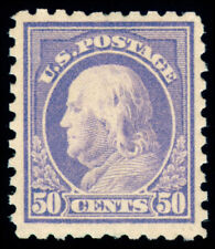 MOMEN: US STAMPS #440 MINT OG NH
