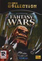 Fantasy Wars JEU PC NEUF SOUS BLISTER