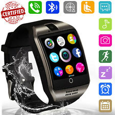 Smart Watch Bluetooth Phone Call Unlocked T Mobile Verizon AT&T GSM SIM Camera