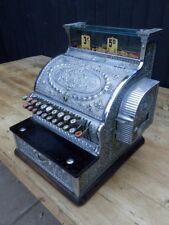 Cash register, till, National, Art Nouveau, shop fitting, excellent condition.