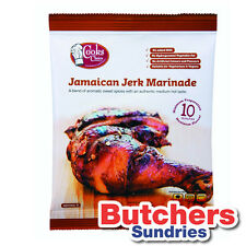 Cooks Choice Jamaican Jerk Coating Marinade/Seasoning / Flavouring / Glaze/ 60g
