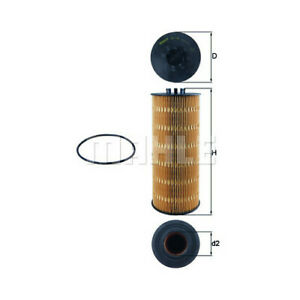 MAHLE OX 168D - Ölfilter