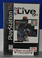 NBA Live 96 OVP Sony Playstation 1 P1 PSX Pone NEU in Folie NEW Box