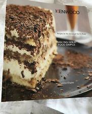 KENWOOD MAKING GREAT FOOD SIMPLE