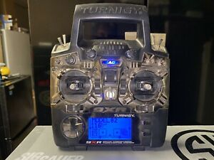 Turnigy 9XR Transmitter and ORX Orange RX DSM2 Transmitter Module and Strap