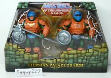 MOTUC, Eternian Palace Guards, Masters of the Universe Classics MIB, Mint in box