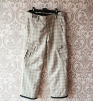 Peak Performance padded Ski / Snowboard pants trousers Termolite Size L