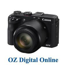 NEW Canon PowerShot G3 X Digital Camera G3X 25X ZOOM 20.2MP 1 Yr Au Wty