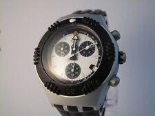 Swatch Irony Scuba Crono 200 Sine Curve - YBS4002 Nuovo.