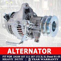 Alternator LN106 LN107 LN111 LN167 LN172 for Toyota HiAce HiLux 3L 5L Diesel 12V