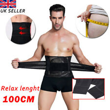 Slimming Trimmer Belt Men Woman Body Weight Loss Waist Belly Fat Burning & Shape