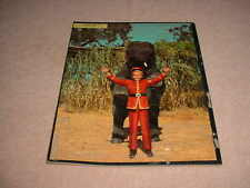 """Vintage 1958 """" Circus Boy """" Frame Tray Picture Puzzles, 11"""" 15"""" # 4428:29"""