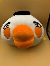 Angry Birds White Bird Plush Kids Soft Stuffed Toy Doll Banpresto 2011 Japanese