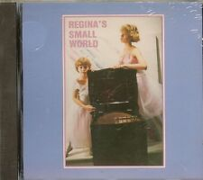 REGINA MUSIC BOX MUSIC - REGINA'S SMALL WORLD - CD - NEW