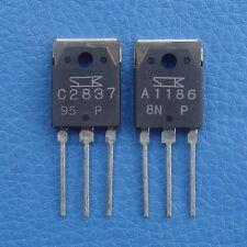 2SA1186 & 2SC2837 SANKEN Audio Power Transistor, x 10