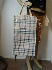 Folding Shopping Trolley Grocery Shopper Bag Lightweight Foldable on wheels