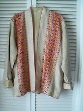 Unbranded: Fancy CORK Color Women's  100%  cotton Jacket . Size 3XL