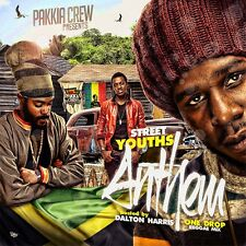 STREET YOUTH ANTHEMS REGGAE ONE DROP 2014 MIX CD