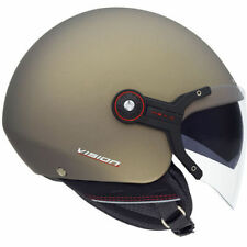 Thermo-Resin Plain Matt Motorcycle Helmets