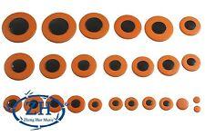 Alto YAMAHA YAS-475/275/23 Size ALTO Saxophone Pads set Black Plastic Resonator