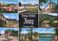 Alte Postkarte - Kneipp-Heilbad Iburg