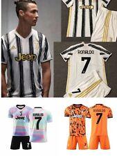 Maglia Completo Juventus 2020 2021 Ronaldo Dybala Juve Bambino Originale