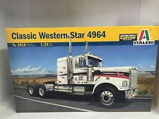 +++ Italeri 1:24 Classic US Truck Western Star 3915