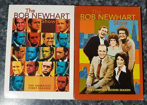THE BOB NEWHART SHOW - SEASON ONE & TWO (DVD REGION 1)