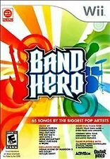 BRAND NEW Sealed Band Hero (Nintendo Wii, 2009)