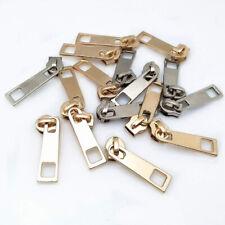 10Pc Universal Removable Zipper Repair Kit Instant Fix Replacement Zipper Slider