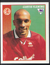 Merlin Football Sticker- 1997 Premier League - No 315 - Middlesbrough - Fleming
