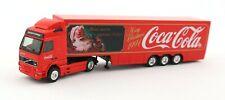 Albedo Sattelzug Volvo Coca-Cola Christmas 1994 1:87 H0