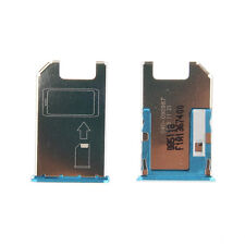 Brand New Blue SIM Tray Card Holder Socket Slot For Nokia E7 Replacement Parts