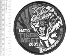 NATO Tiger Meet NTM 2009 Belgium Air Force Kleine Brogel Airbase Belgique grey