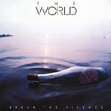 The World, World - Break the Silence [New CD] Bonus Tracks