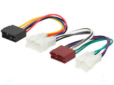 Câble ISO pour autoradios Toyota Daihatsu Lexus VW Subaru