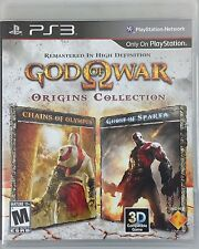 God of War: Origins Collection (Sony PlayStation 3, 2011) (9156-SM75)