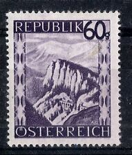 Mint Hinged Postage Austrian Stamps